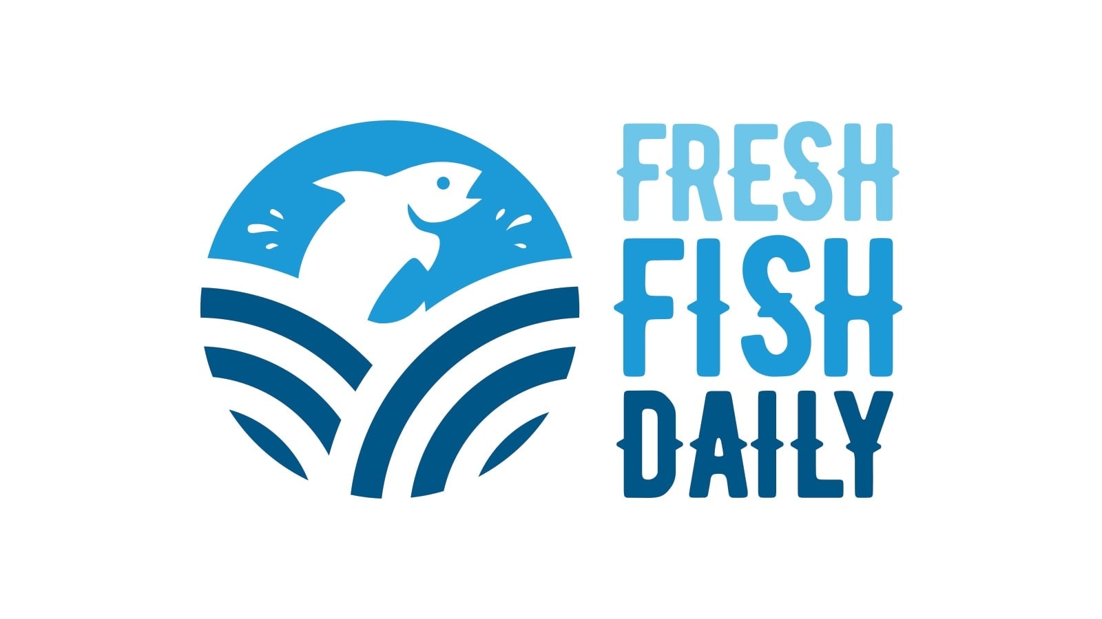 Fresh Fish Daily logo